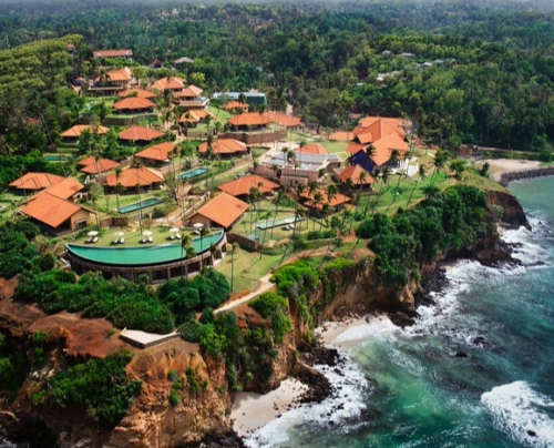 Show hotel details for Cape Weligama